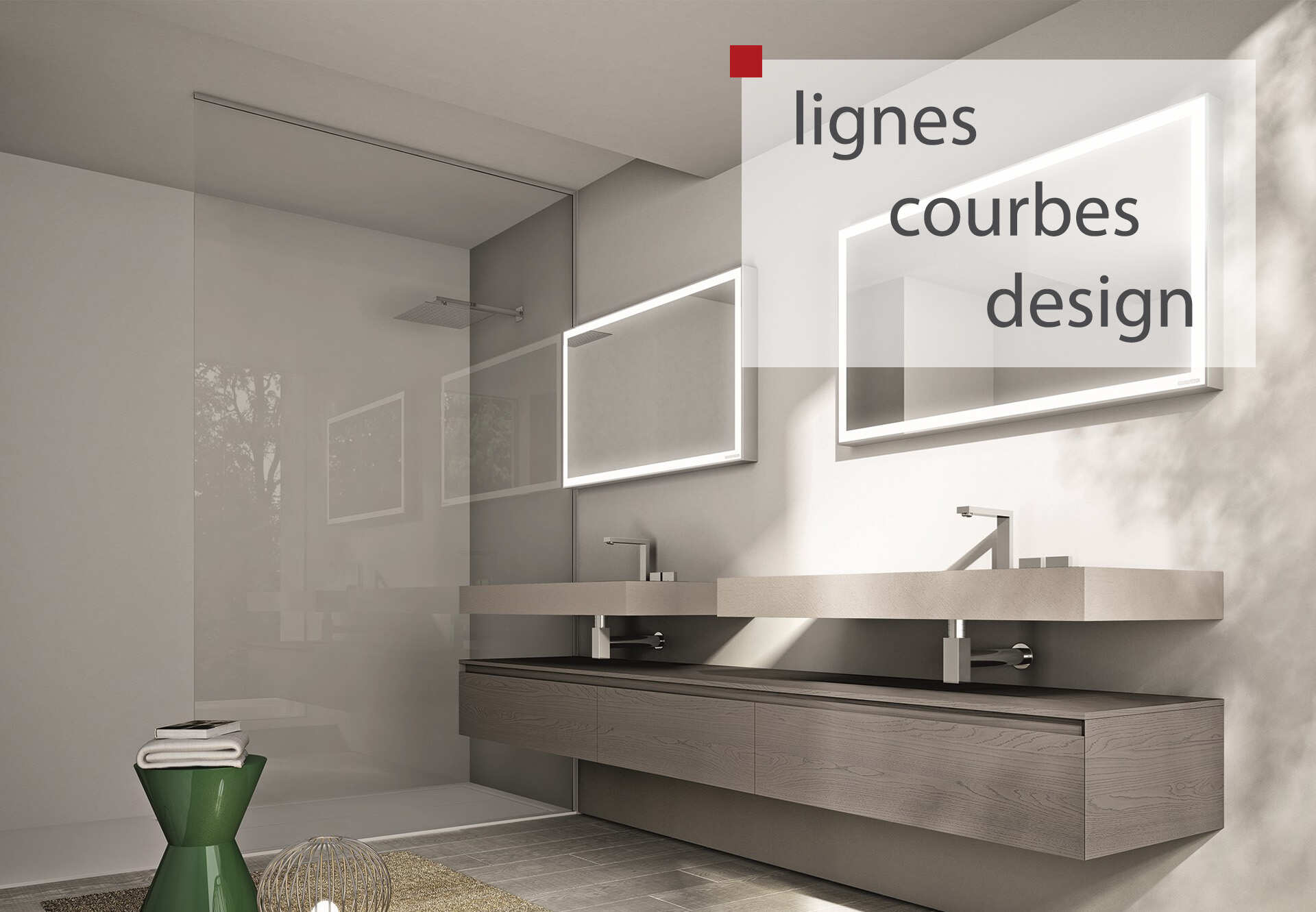 Courbes design